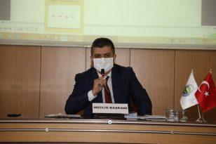 İnegöl Belediye Meclisi toplandı