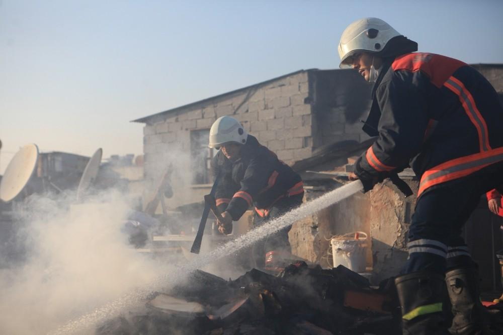 Mersin İtfaiye Müdürlüğü Soba Zehirlenmelerine Karşı Uyardı