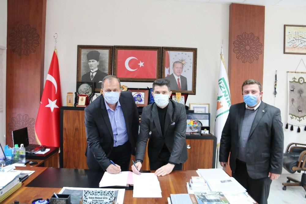 İznik Belediyesi'nde Sosyal Denge Tazminatı Sözleşmesi İmzalandı