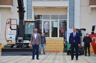 İznik'te hizmet kalitesi yeni araçlarla artıyor