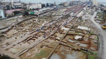 Kadıköy'de Körler Ülkesi'nin Yeni Gizemi Havadan Görüntülendi