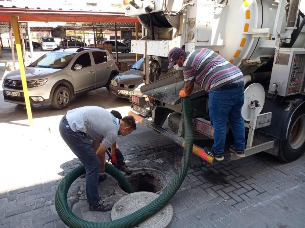 'Kanalizasyonları çöplük gibi kullanıyoruz'