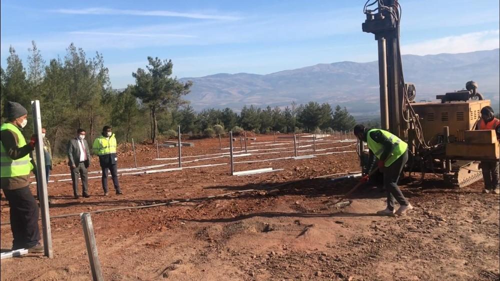 Karacasu'da Güneş Enerji Santrali müjdesi