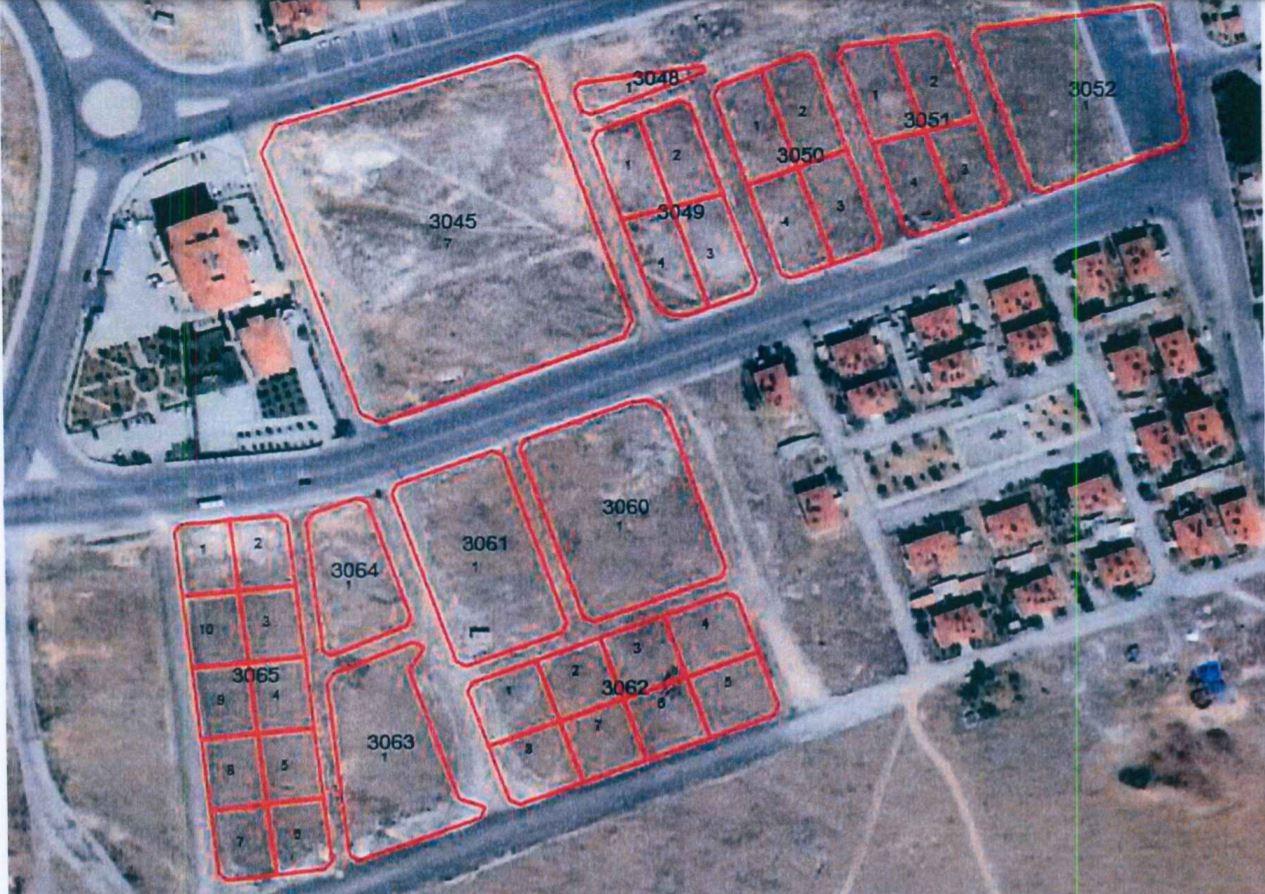 Karaman Kırbağı Mahallesinde İmar Planı Değişikliği