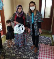 Kartepe'de 'Hoşgeldin Bebek' ziyaretleri devam ediyor