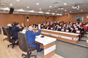 Kartepe'de yılın son meclis toplantısı gerçekleştirildi
