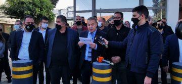 Kıbrıslı Türklerden AB'ye hellim tepkisi
