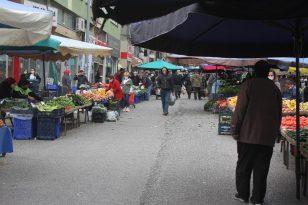 Samsun Pazarındaki Meyve ve Sebze Fiyatları
