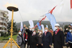 Kocaeli'de 750 hane 20 yıldır bekledikleri doğalgaza kavuştu