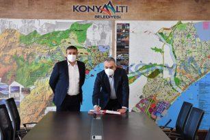 Konyaaltı Belediyesinde Asgari Ücret 3 Bin 200 TL Oldu