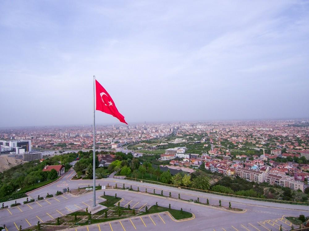 """Konya'da """"temiz hava"""" çalışmaları etkin olarak sürüyor"""