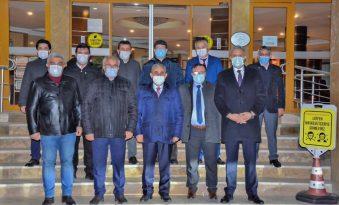 KÜBAB, Emet Belediyesi'nin ev sahipliğinde toplantı