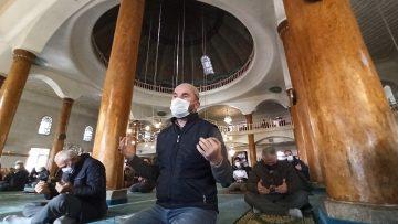 Kuraklık tehdidi altındaki Çorum'da yağmur duası