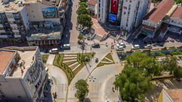 Kusadası'nda Trafik Sakinleştirme Projesi