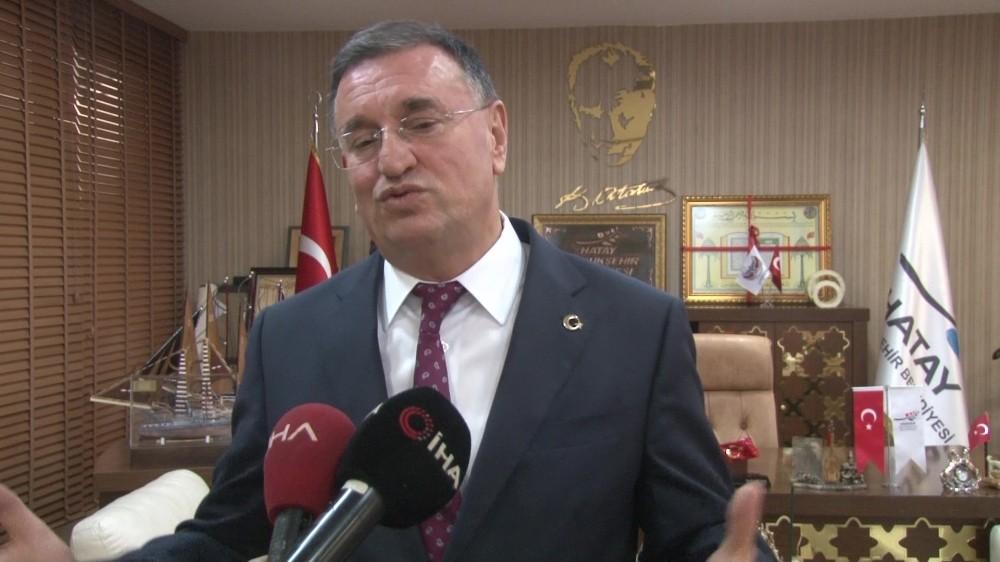 """Lütfü Savaş: """"Hatayspor'u UEFA'da görmek istiyoruz"""""""