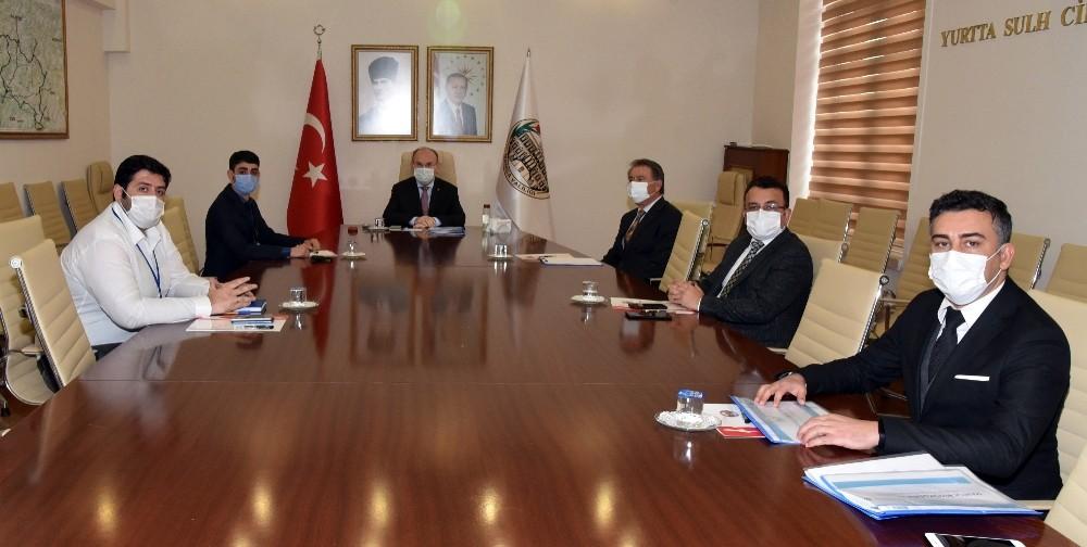 MAKS çalışmaları, Vali Karadeniz başkanlığında değerlendirildi