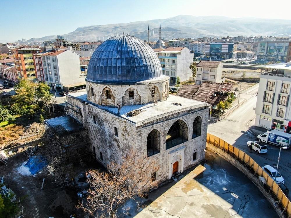 Malatya Büyükşehir'den kültürel yapılara önem