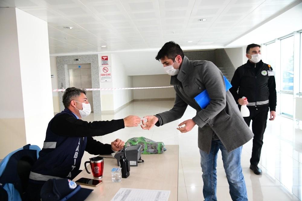 Mamak Belediyesi'nin zabıta alım başvurusu sona erdi