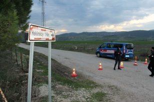 Manyas'ta bir mahalle karantinaya alındı