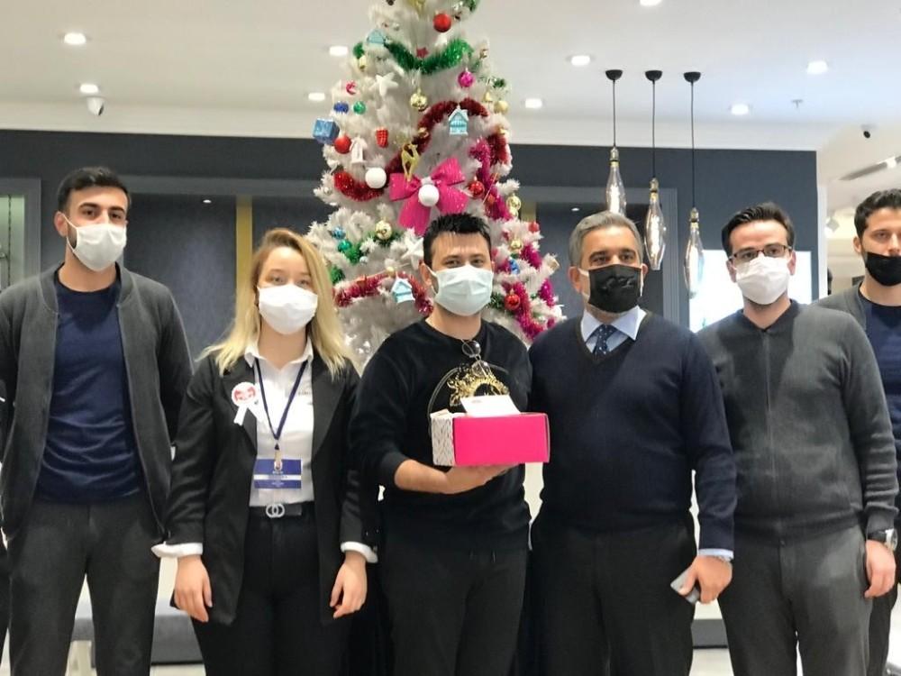 Mardian Mall 12 Aralık Mağazacılar Gününü kutladı
