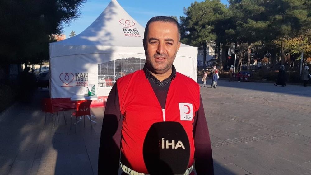 Mardin'de immun plazma bağışında yeterli sayıya ulaşılamıyor