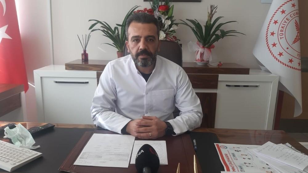 Mardin'de pandemi döneminde 1 sağlık çalışanı hayatını kaybetti