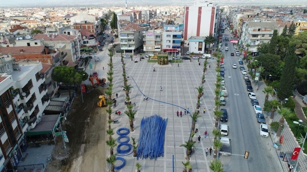 MASKİ'den Turgutlu'ya 85 milyonluk yatırım