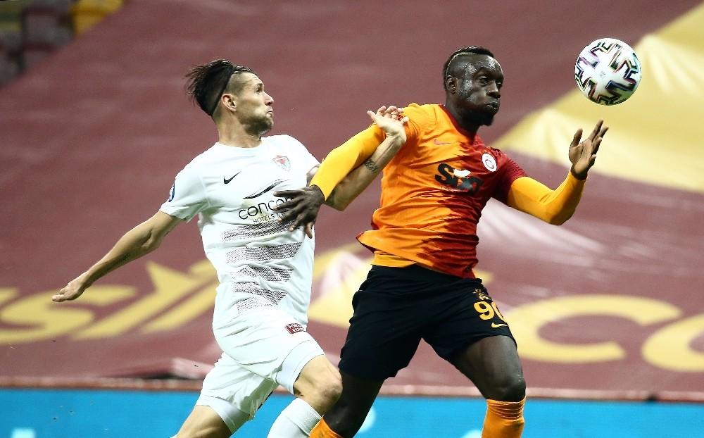 Mbaye Diagne gollerine devam ediyor