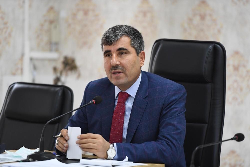 Muş Belediyesinin 2020 yılının son meclis toplantısı yapıldı