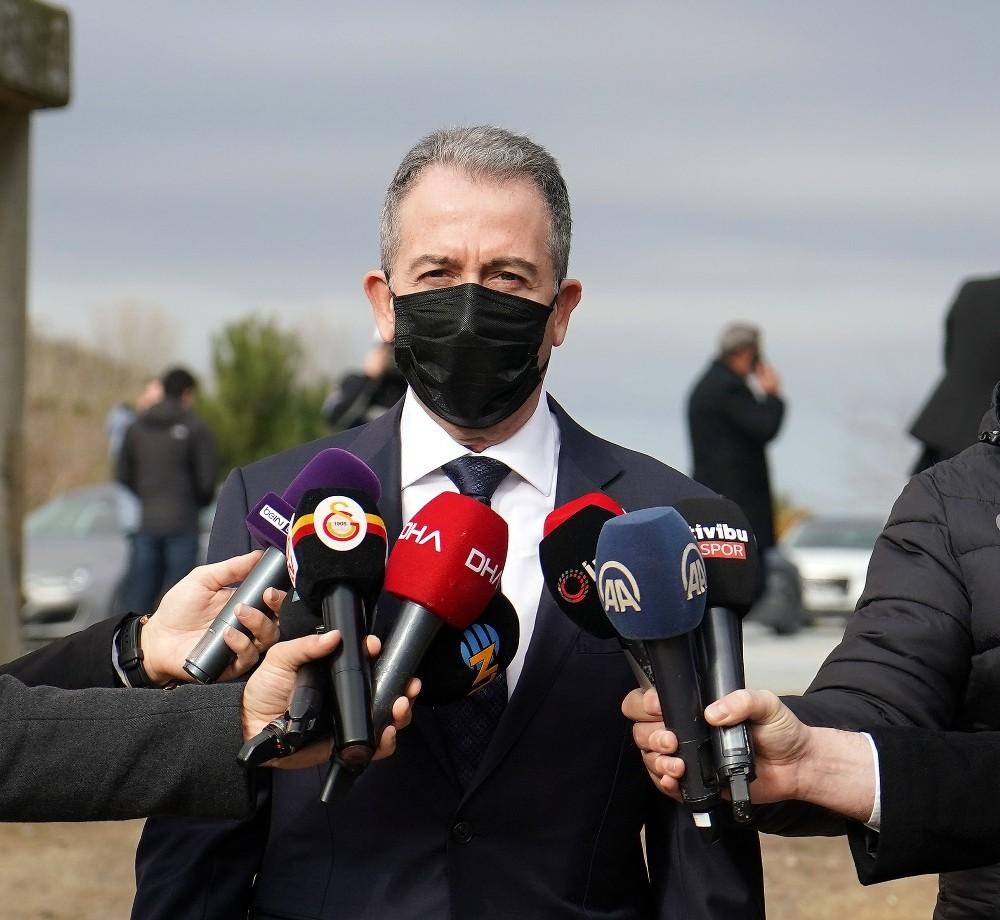 """Mustafa Cengiz: """"Kararın açıklanmasıyla Kemerburgaz Tesisleri'ne başlayacağız"""""""
