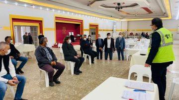 Nazilli Belediyesi işçileri uluslararası belgelerine kavuşuyor
