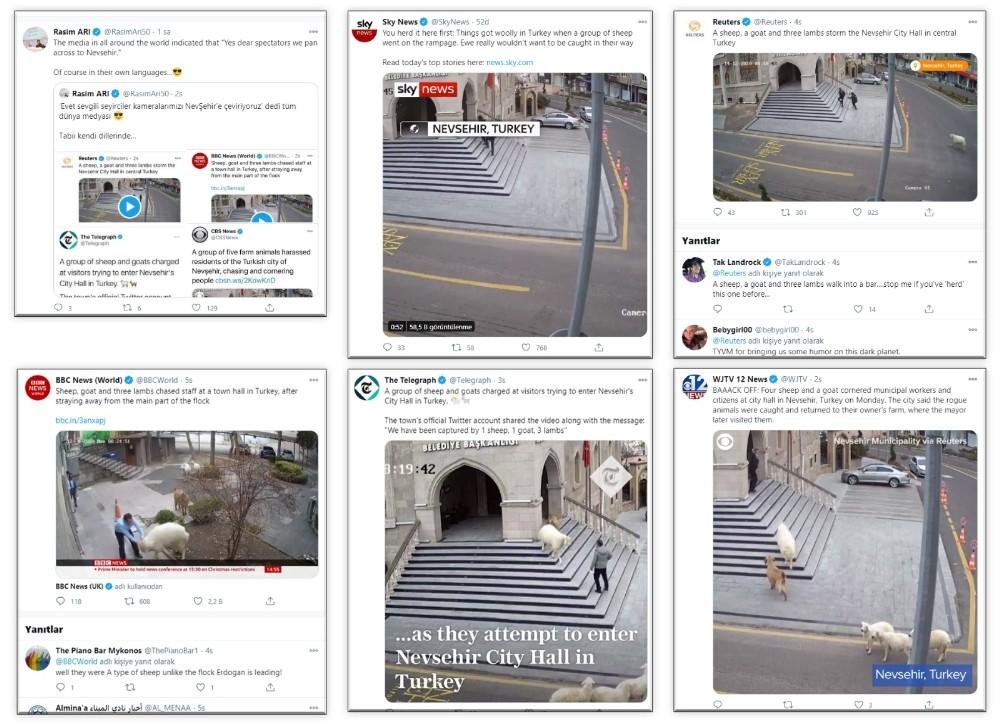 Nevşehir Ulusal ve Dünya Basınında Geniş Yer Buldu