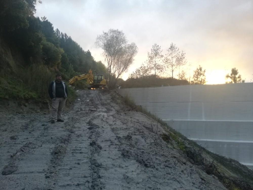 Ocaklar içme suyu barajı temizlendi