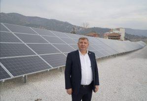 Osmancık belediyesi kendi elektriğini kendisi üretecek