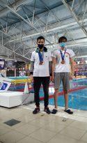 Osmangazi Yüzme Takımından Çifte Başarı