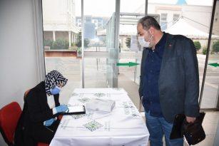 Osmaniye'de HES kodu olmayan belediye binasına alınmayacak