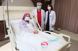 Özel Denizli Tekden Hastanesi korona virüsle başarıyla mücadeleye devam ediyor