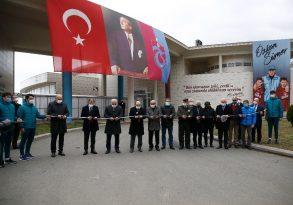 Trabzonspor Özkan Sümer Futbol Akademisi açıldı