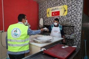 Pamukkale Belediyesi hafta sonuna özel ekip kurdu