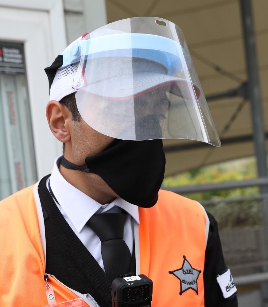 Pandeminin özel güvenlik sektörüne ilave maliyeti 10 milyon lirayı aştı