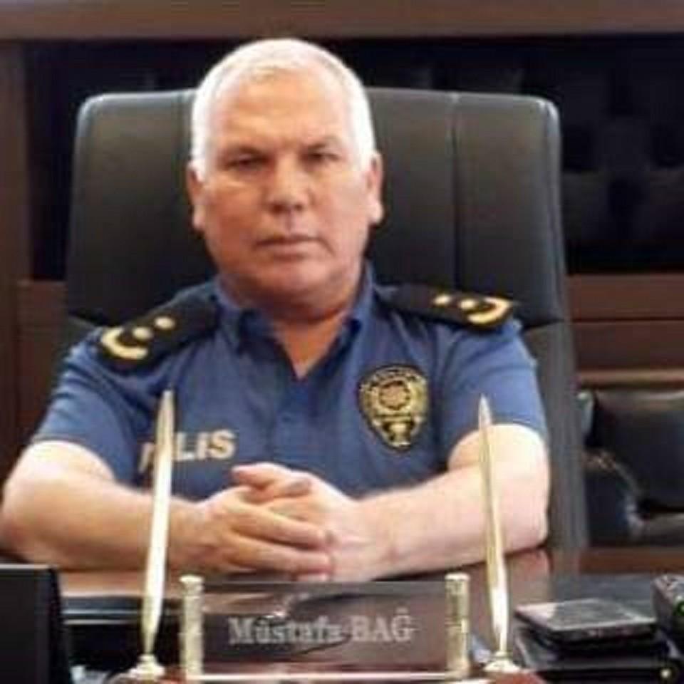 Payas Emmiyet Müdürü Mustafa Bağ Koronaya Yenik Düştü