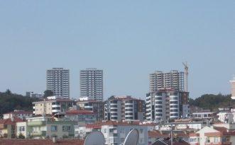 Samsun'da konut satışları 1 yılda yüzde 25,8 azaldı