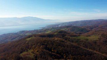 Sapanca Gölü ve Manzarasıyla Büyüleyen Kırcaali Yaylası