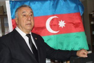 Şehit Azerbaycan askerleri Iğdır'da anıldı
