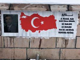 Şehit Jandarma Astsubay Özkan Bingöl Çeşmesi onarıldı