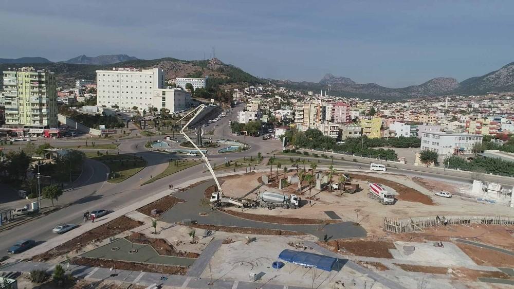 Şehit Kubilay Meydan ve Parkı 23 Aralık'ta açılacak