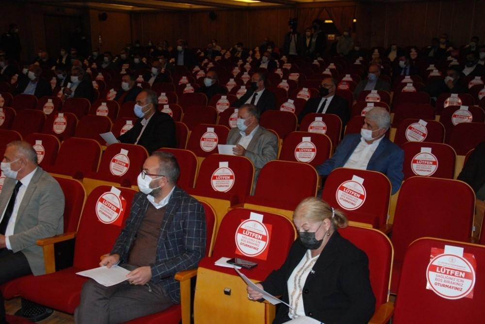 Serdar Seyhan yeniden CHP Grup Başkanvekili
