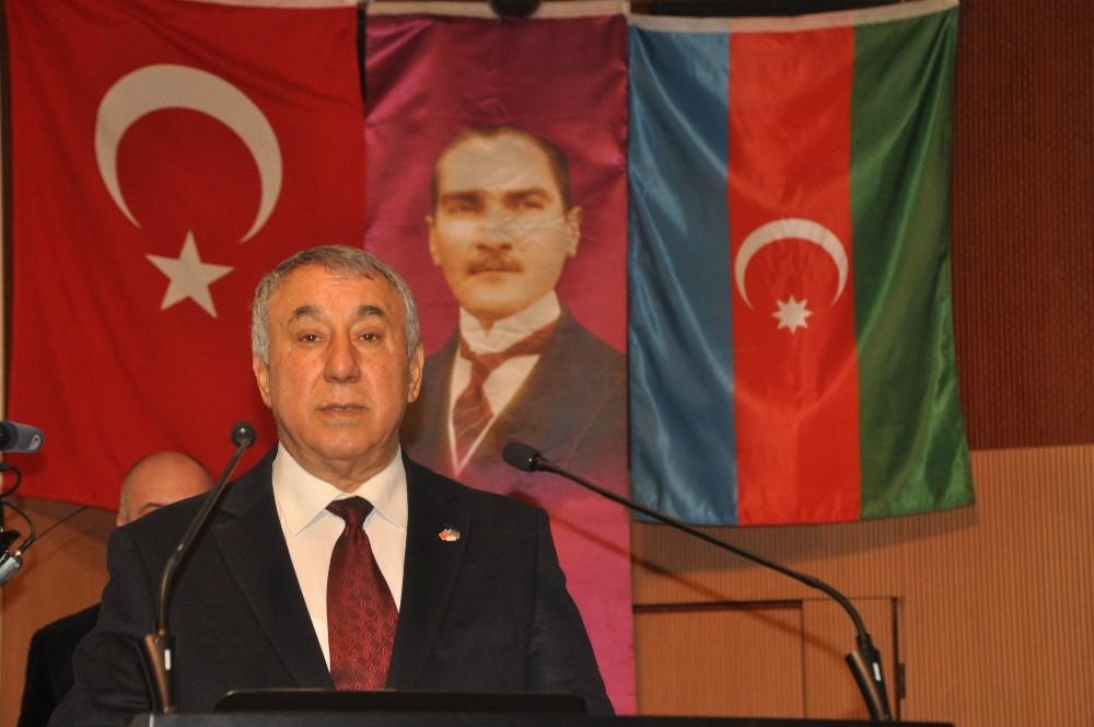 """Serdar Ünsal, """"Deprem fay hattında olan medsamor, ölüm bacaları Türkiye Azerbaycan ve İran'ı tehdit ediyor"""""""