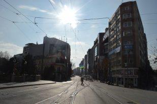 Eskişehir'de Güneşin Tadını Çıkartan Olamadı