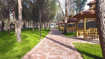 Sinop Kent Meydanına Millet Bahçesi Yapımına Başlanıyor